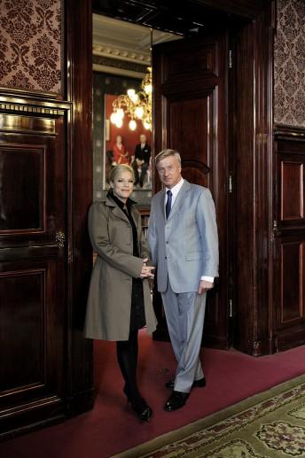 Ina Müller & Ole von Beust