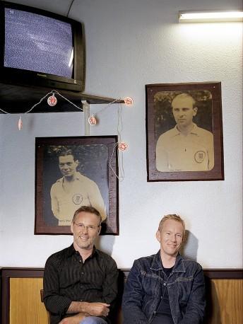 Kerner & Beckmann / Clubheim FC St. Pauli