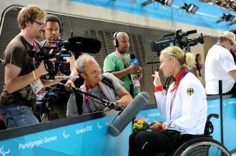 Kirsten Bruhn, erstes Interview nach dem Paralympischen Gold