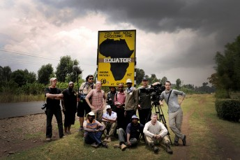 Teamfoto Kenia