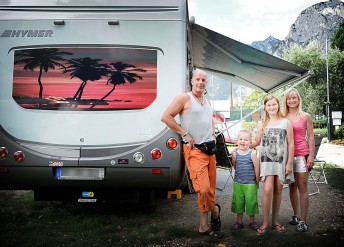 Bavaria Camping, Gardasee