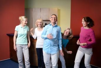 Team Osteopathie – Michael Kaufmann